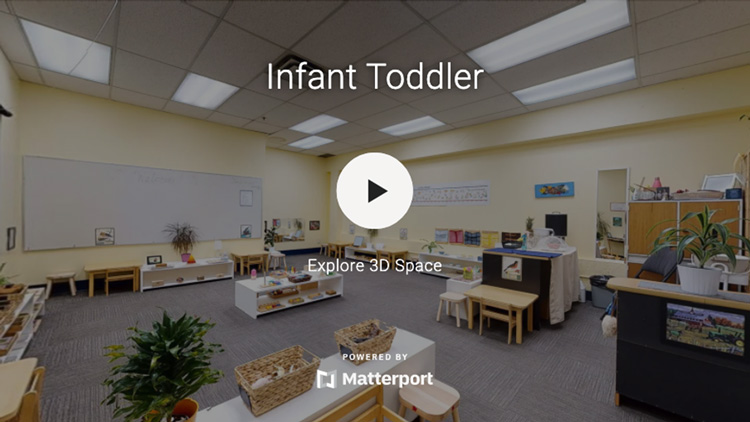 Infant-Toddler 3D Virtual Tour